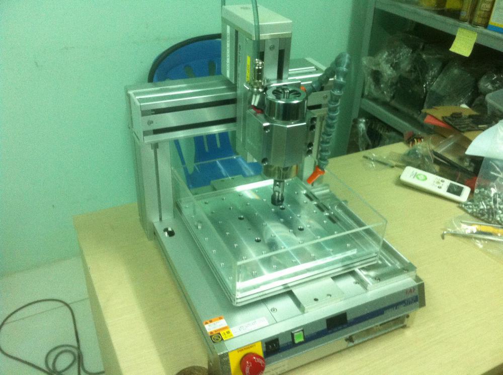 Máy CNC Mini IAI